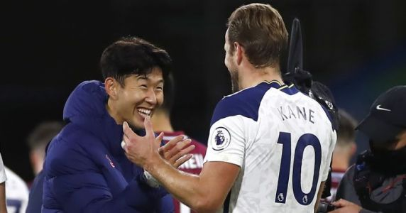 Mourinho highlights what makes Son and Kane partnership tick after latest link-up