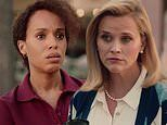 Reese Witherspoon is up against Kerry Washington in the searing teaser of Little First Everywhere