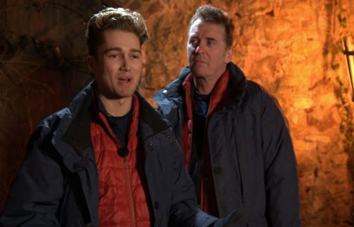 I'm A Celebrity 2020: Don't mistake Shane Richie and AJ Pritchard tensions as 'personality clash'