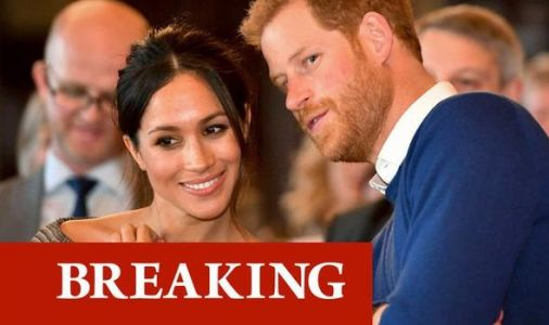 Meghan Markle and Harry step out in New York for first joint appearance since Lili's birth