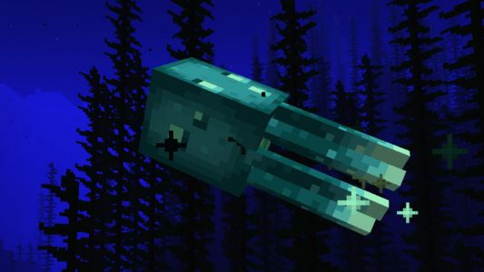 Minecraft's latest pre-release fixes zombies' lust for glow squid ink