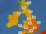 UK weather: Beaches and beauty spots prepare for surge of visitors