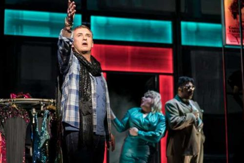 Win a luxury weekend in London to see Shane Richie in Everybody's Talking About Jamie