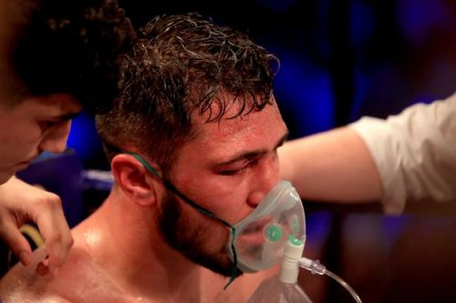 Dave Allen makes shock announcement about future after David Price defeat
