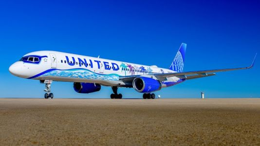 The big picture: United unveils livery tribute to California