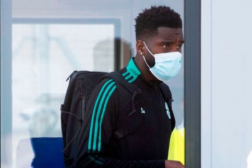 Odsonne Edouard flies out for Celtic qualifier amid Brighton transfer talk