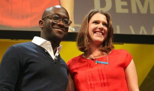 Remainer Sam Gyimah joins Lib Dems after being stripped of Tory whip