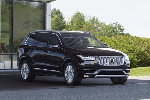 New Volvo XC90 Armoured arrives for £450k