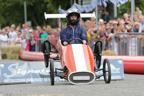 No soap box derby in 2021