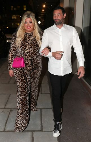 Gemma Collins, 40, says she's having sex with Rami 'all the time' for a baby - but is 'already a step-mum' to his son