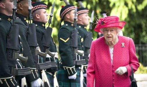 Queen feeling 'knackered' after 'constant flow of lunches and dinners', says insider