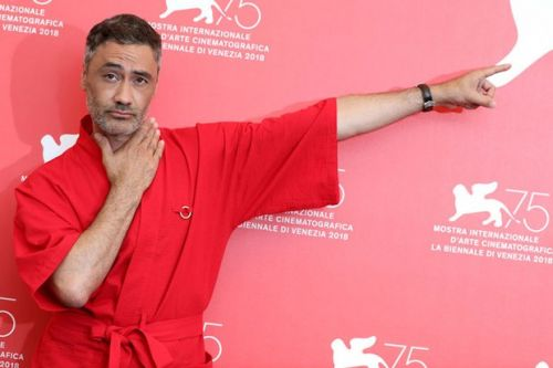 Taika Waititi reportedly in talks to direct Star Wars project