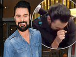 Rylan Clark-Neal breaks down in tears as he completes his 24-hour Children In Need karaoke challenge