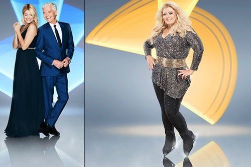 Holly and Phil: 'We're not in any trouble for calling Dancing on Ice star Gemma Collins unprofessional'