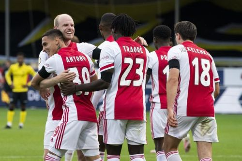 Ajax break their own 48-year-old Eredivisie record with huge win over VVV-Venlo