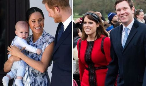 Princess Eugenie may copy Prince Harry and Meghan Markle with royal baby title move