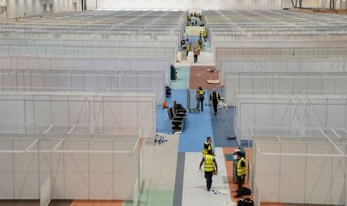 Cabin crews drafted in to help at new coronavirus hospitals