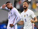 Euro 2020: Kylian Mbappe 'REJECTS Olivier Giroud's apology' for criticising France star's display