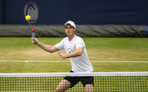 Andy Murray makes comeback at Queen's: Live score and latest updates