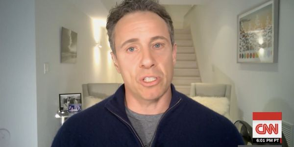 CNN anchor Chris Cuomo says the coronavirus has made him lose 13 pounds in 3 days, hallucinate his dead father, and chip a tooth from the chills