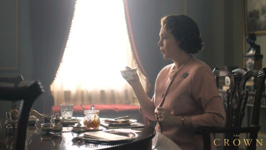 The Crown season three: first photo of Olivia Colman as the Queen