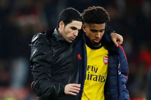 Arsenal urged to sell Nelson on one condition as Arteta makes transfer decision