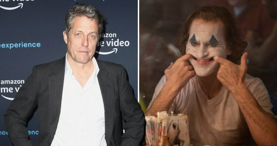 Hugh Grant complains after 'unendurable' loud volume ruins his Joker cinema screening