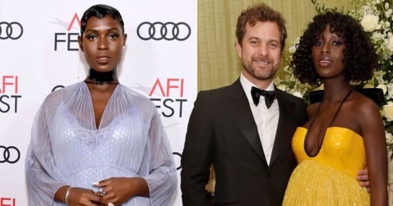 Jodie Turner-Smith opens up on having a home birth and Joshua Jackson being a supportive dad
