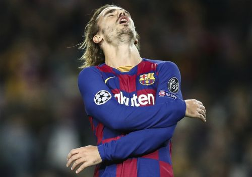 How it all went wrong for Antoine Griezmann at Barcelona