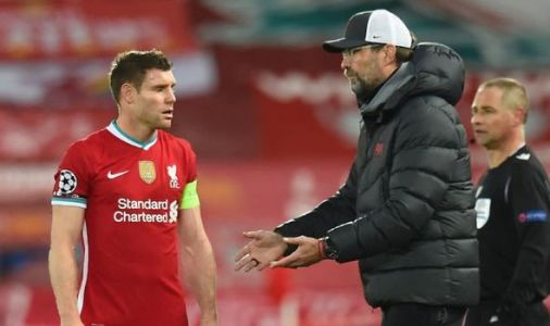 James Milner gives two reasons why Liverpool lost to Atalanta in the Champions League