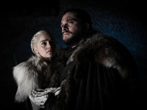 The final moment of Sunday's 'Game of Thrones' spells serious trouble for Daenerys and Jon's romantic future