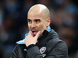 Pep Guardiola rules out lavish Manchester City spending this summer like his first year £179m spree