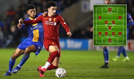 Liverpool player ratings vs Shrewsbury: Jones shines again but two players below par