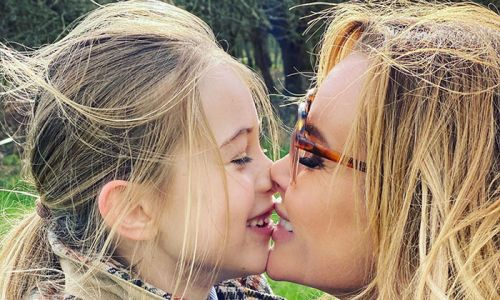 Amanda Holden hosts incredible disco for daughter Hollie and 31 of her friends