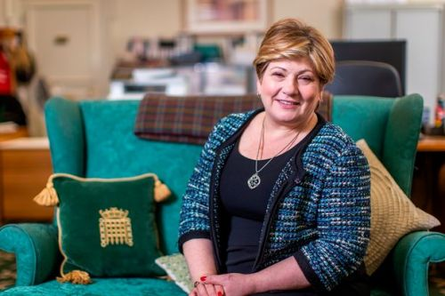Emily Thornberry declares she is more radical than Jeremy Corbyn