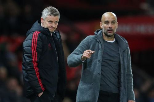 Ole Gunnar Solskjaer taunts Man City with size claim ahead of Manchester derby