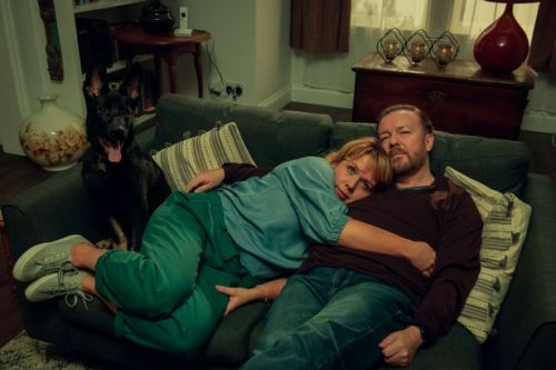 Ricky Gervais 'writing After Life Christmas Special for Netflix'