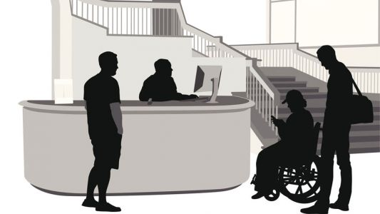 Hotels have a long way to go on disabled access, campaigners say