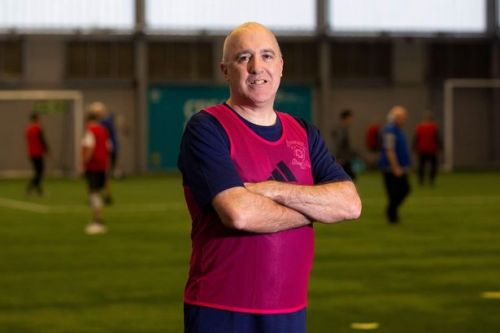 Man behind first West Dunbartonshire walking football club is stepping down