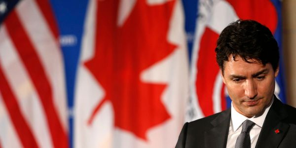 10 photos that threatened to derail political careers - from Canadian Prime Minister Justin Trudeau to presidential candidate Gary Hart