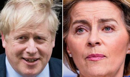 Brexit LIVE: Brussels chief brands UK 'dramatic' as tensions rise over trade deal