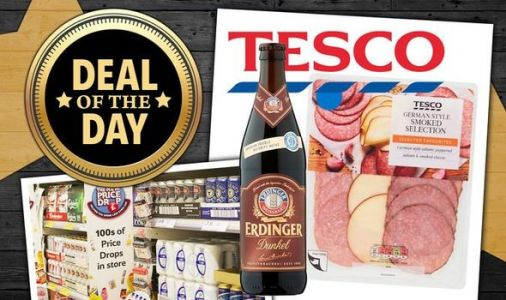 DEAL OF THE DAY: Tesco slashes 21 percent off German beer and food for Oktoberfest