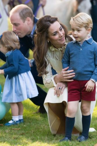 Prince William and Kate Middleton's clever parenting trick when it comes to Prince George, Princess Charlotte and Prince Louis