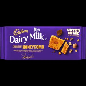 Cadbury is launching 3 new flavours of Dairy Milk chocolate - which one would you vote for?