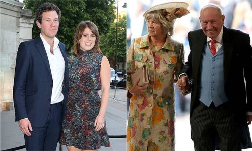 Sad news for Princess Eugenie as father-in-law is in intensive care with coronavirus