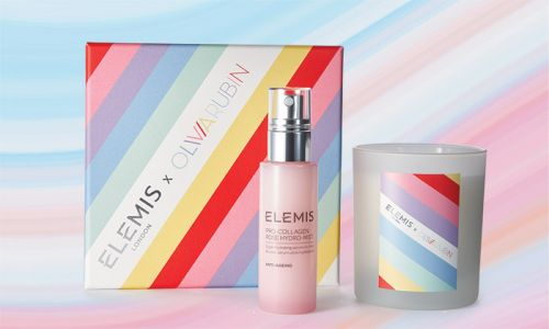The Olivia Rubin x Elemis skincare and candle set is finally here - here's how you can get hold of it