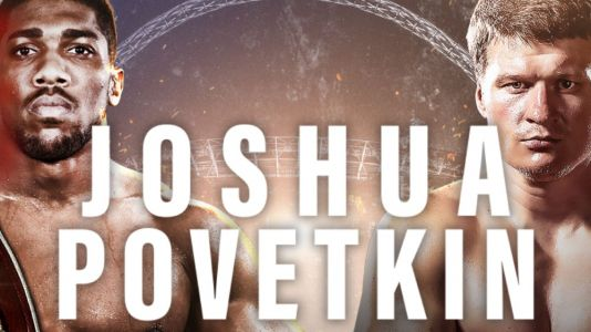 Joshua vs Povetkin: live stream the boxing online from anywhere
