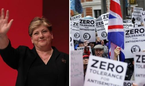 Labour row: Emily Thornberry criticised for praising Corbyn's record on racism