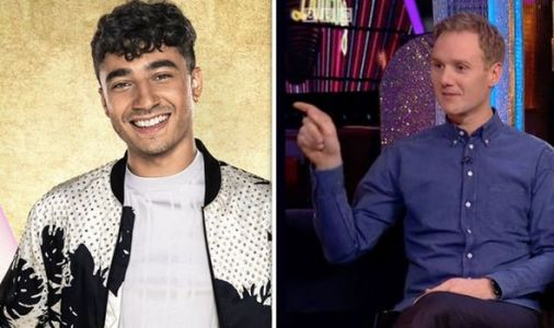 Strictly Come Dancing: Dan Walker reveals winning stat about Karim Zeroual