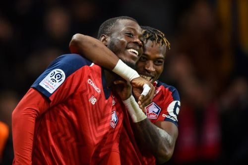 Liverpool transfer news: Reds now 'in control of the race to land Nicolas Pepe'
